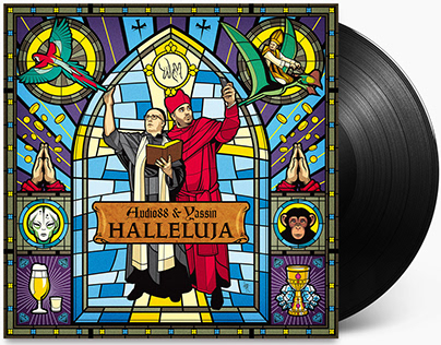 Audio88 & Yassin – Halleluja