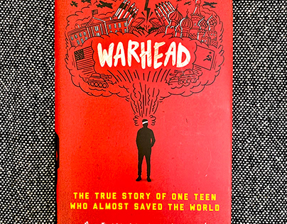 Warhead Book Cover