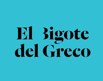 El Bigote del Greco