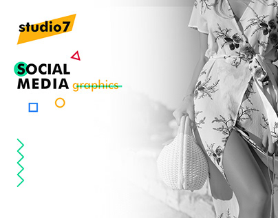 Studio7   Social Media Graphics