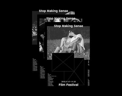 Stop Making Sense Film Festival