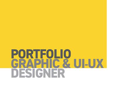 Graphic & UI/UX Design Portfolio
