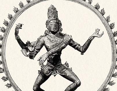 Nataraja | Illustration