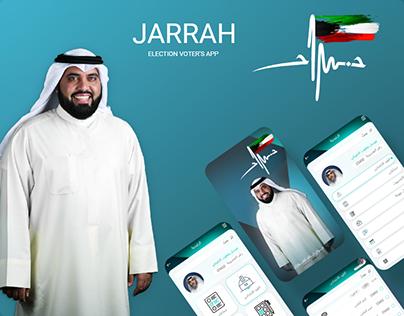 Jarrah - Voting app