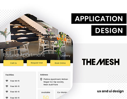 The Mesh, A Co-working Space