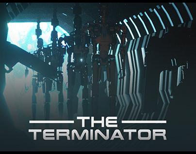 Key frames for Terminator 6 project