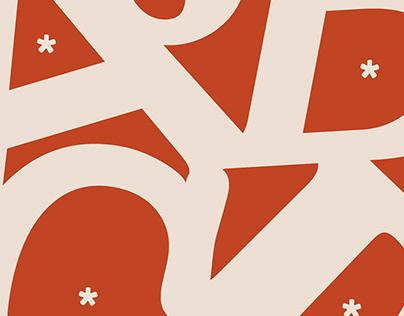 """""""Typographic Nostalgia"""" Project"""