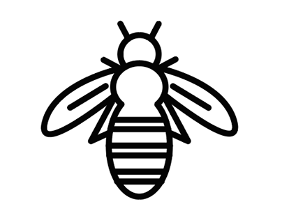 Detroit Honeybee Company Label