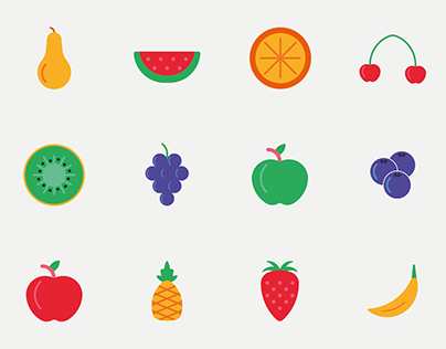 Fruité Drinks Brand Design
