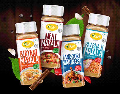 Dishi Blened Spices