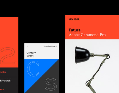 Readymag Design Almanac // Web