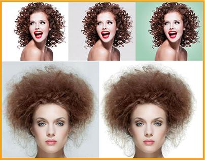 Photoshop Image masking | Hair masking | Layer masking