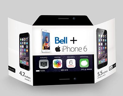 iPhone6 + Bell Brochure