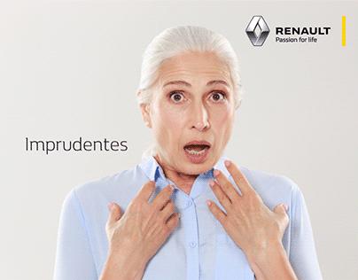 RADIO - Imprudentes Renault