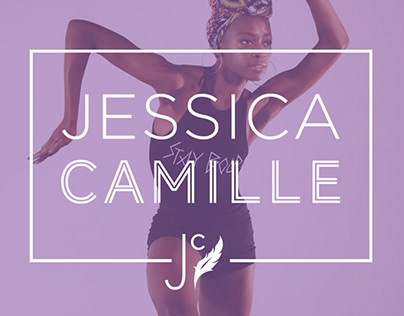 LOGO DESIGN | Branding for Jessica Camille Wellness