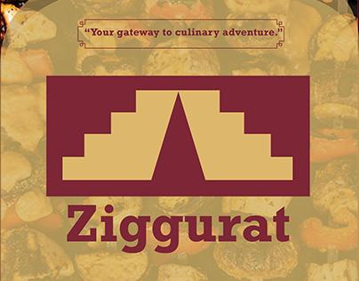 ZIGGURAT: Poster and Flyer Designs