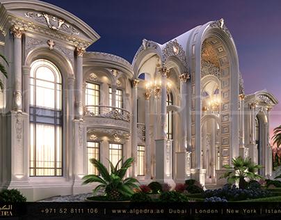 Classic Villa Exterior Design