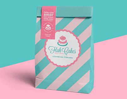 Flah Cakes - Projeto de Identidade Visual