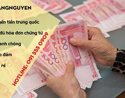 Chuyển tiền sang Trung Quốc như thế nào là tốt nhất
