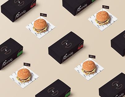 Frenzies Burger