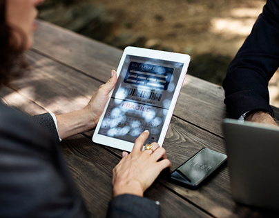 Technology plays an important role in business | Image