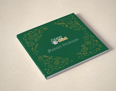 Recipe book for AZƏR SÜD