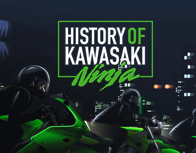History of Kawasaki Ninja