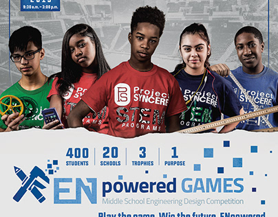2019 EnPowered Games [Campaign Design]