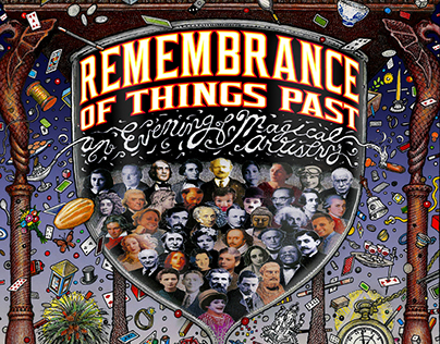 MAGIC POSTER - REMEMBRANCE OF THINGS PAST