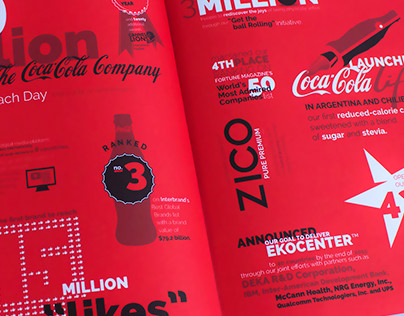 Coca Cola Annual Report