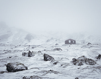 MONOCHROME WINTER – Iceland