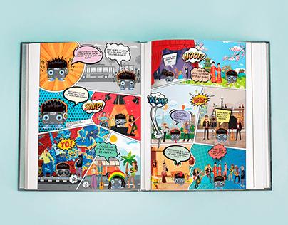 Comic Strip (storyboard project)