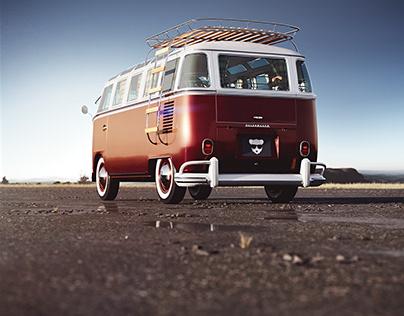 | VW Van | Rato borrachudo - #joaoschendel