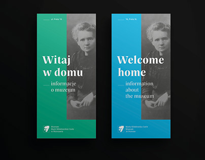 Maria Skłodowska-Curie Museum in Warsaw guidelines