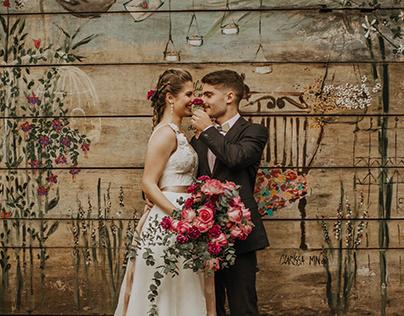 Pre Wedding - Augusto e Michaella