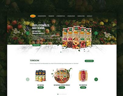 SIÓ website