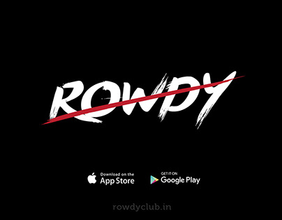 ROWDY - Clothing Brand