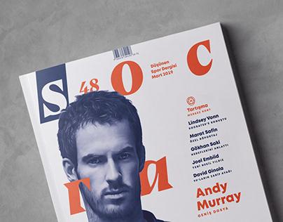 Socrates Sport Magazine