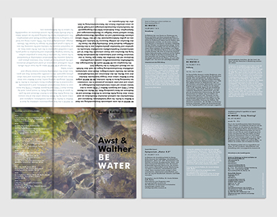 Awst & Walther: BE WATER