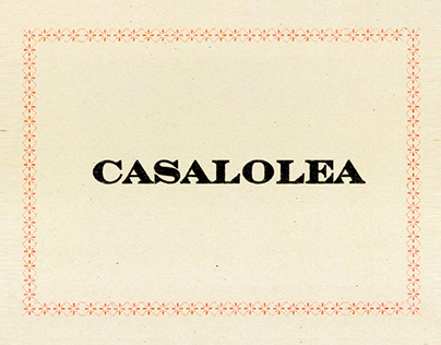 Casa Lolea. Barcelona