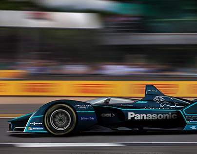 Jaguar I-TYPE 3 Concept  Formula E 2019