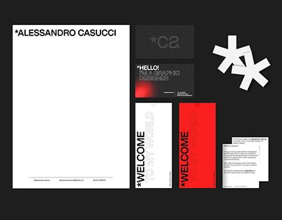 *Personal Branding - Alessandro Casucci