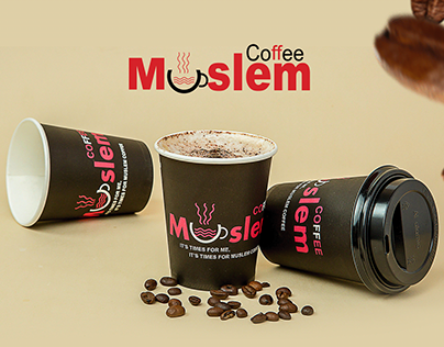 Muslem coffee social media