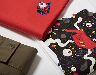 VOLCOM x Shirt Design