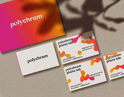 Polychrom Visual Identity