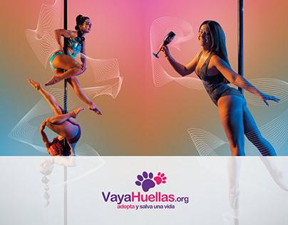 Vaya Huellas   Fotografías   Calendario 2021