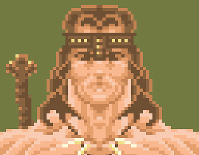 PixelArt Vol. III – The Arnold Series