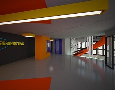 animation studio design