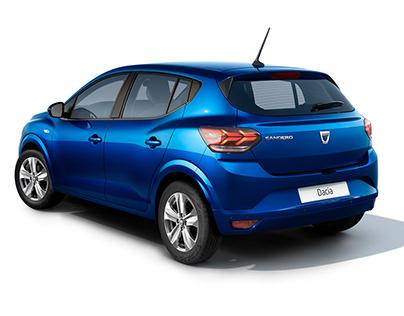 Dacia Sandero - FULL CGI - 2020
