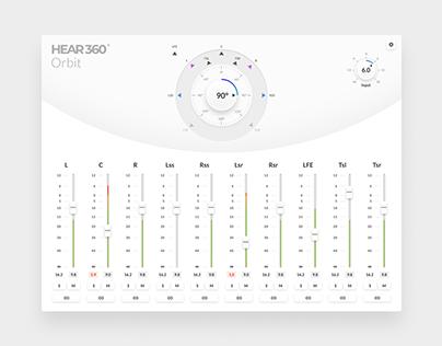 Orbit — Interface design case study